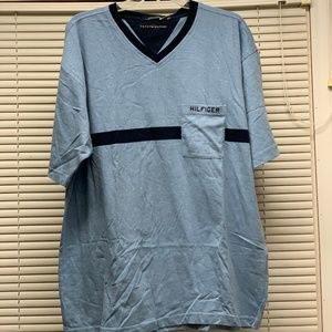 NWT Tommy Hilfiger Short Sleeve Shirt XXL